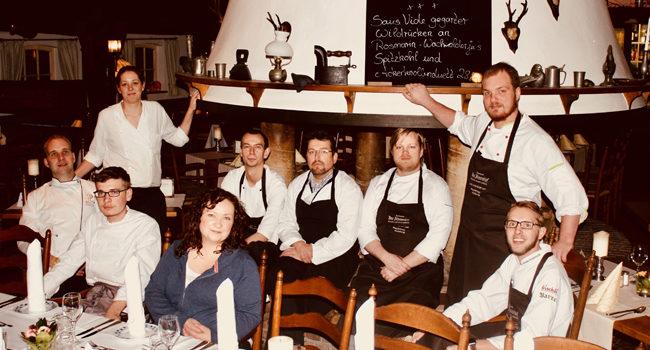 1000 Euro fürs gesamte Küchen-Team