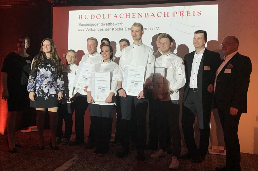 Katharina Rauscher gewinnt 43. Rudolf Achenbach-Preis