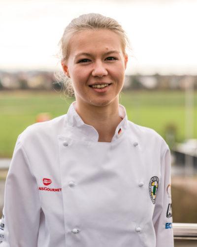 Jennifer Klement- Köche Jugendnationalmannschaft