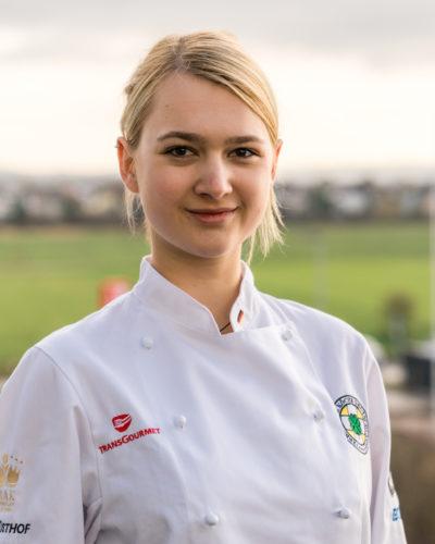 Hanna Lehmann- Köche Jugendnationalmannschaft