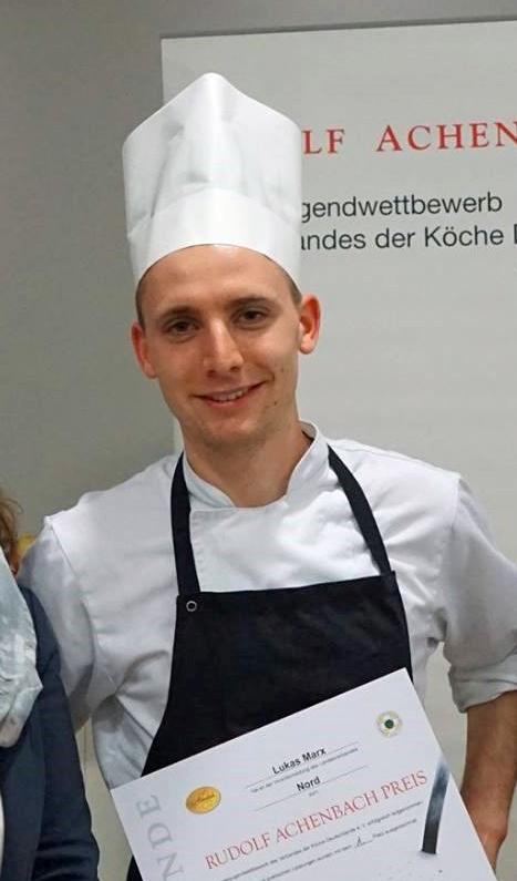 Lukas Marx: Kochen ist ein Kunsthandwerk