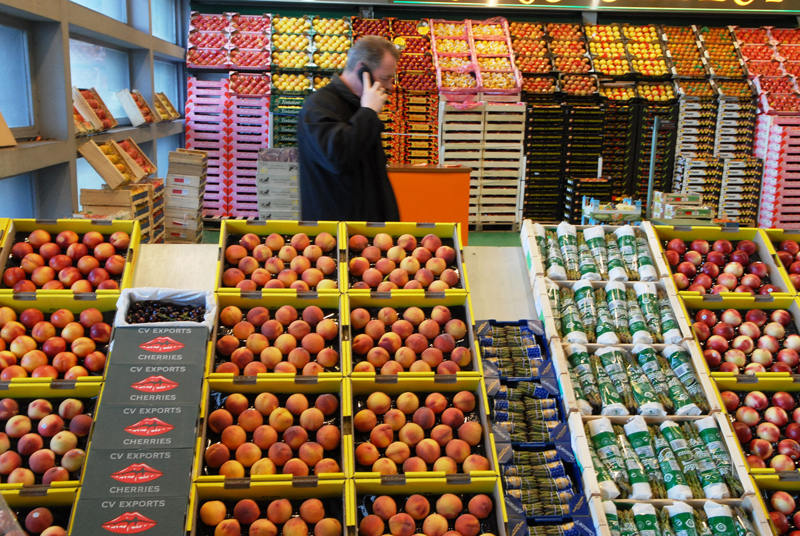 VKD fährt zum Großmarkt Rungis
