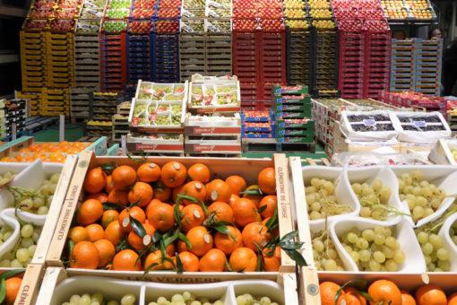 VKD-Fahrt zum Großmarkt Rungis