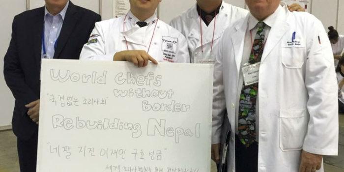 Hilfsaktion: Wenn Köche zu Lebensrettern werden