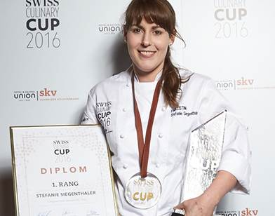 Swiss Culinary Cup 2016