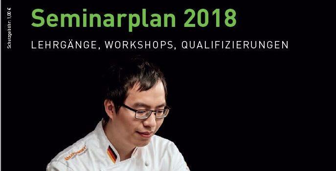 VKD veröffentlicht Seminarplan für 2018