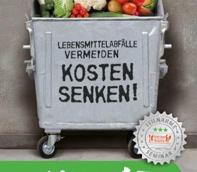 Lebensmittelabfälle reduzieren und Kosten sparen