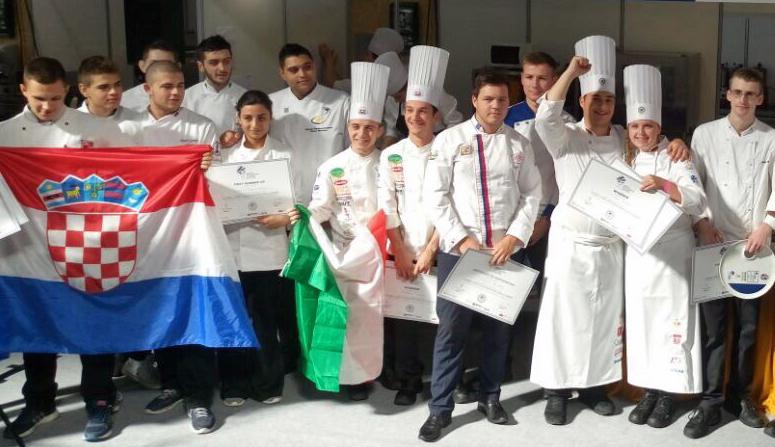 Vkd Wacs Young Global Chefs Challenge 2017 Europa Finale Iii