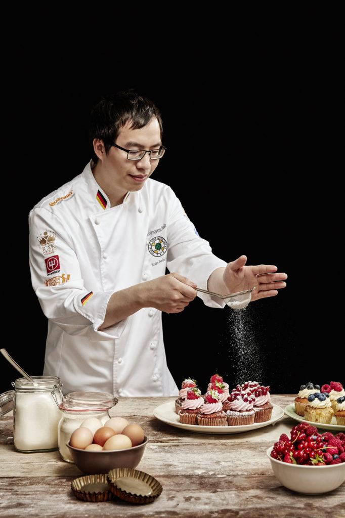 Kochen bedeutet Austausch der Kulturen durch Essen