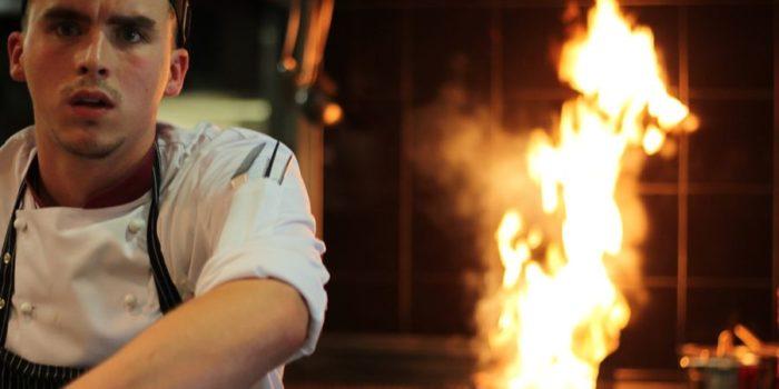 Marvin Grötzinger: Kochen macht glücklich