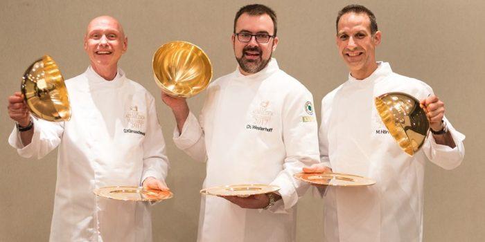 VKD zeichnet Deutschlands beste Köche-Ausbilder aus