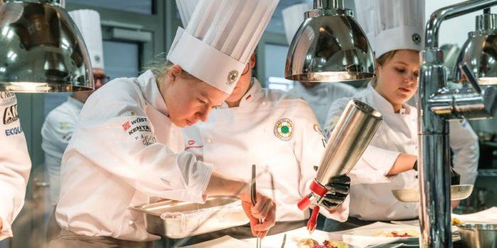 Intergastra: Kulinarische Premiere für das deutsche Junior Team