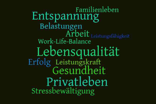 Work-Life-Balance: Leistungskraft, Gesundheit und Lebensqualität zwischen Arbeit und Privatleben