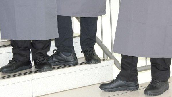 Sicherer Auftritt Mit Sika Schuhen,medium