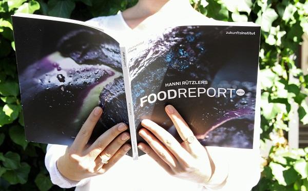 Was sind die Koch-, Küchen- und Ernährungstrends von morgen? Food-Trendforscherin Hanni Rützler hat die Trends 2019 in ihrem Food Report zusammengefasst. Foto: VKD