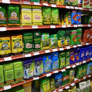 Mate-Tee: das Nationalgetränk von Uruguay und Argentinien. Foto: Privat
