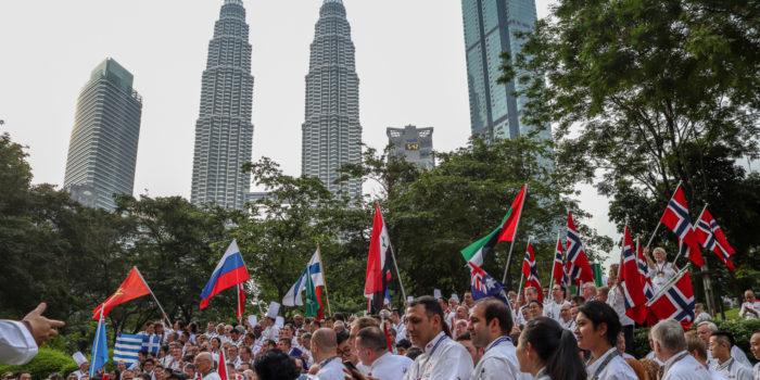 Rückblick: Familientreffen in Kuala Lumpur