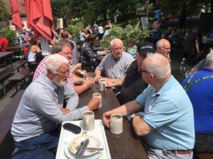 40 Jahre Verein der Köche Trier e. V.: Im Juni wurde gemeinsam gefeiert. Foto: Verein der Köche Trier e.V.