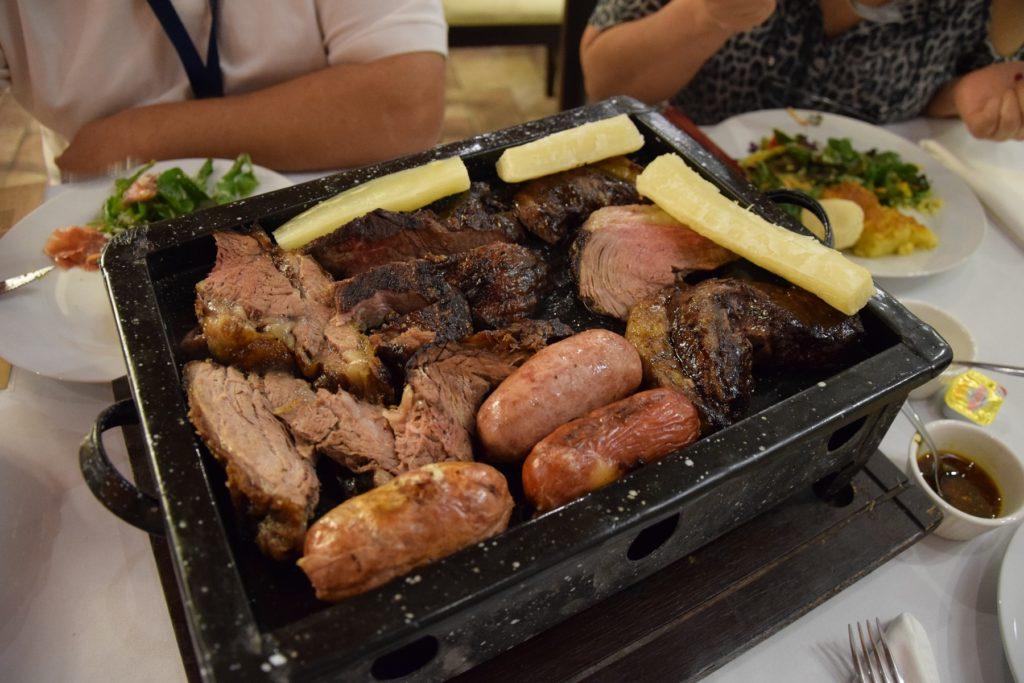 Paraguay: Bunte Mischung auf dem Teller