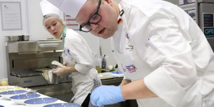Global Chefs Challenge mit deutscher Beteiligung