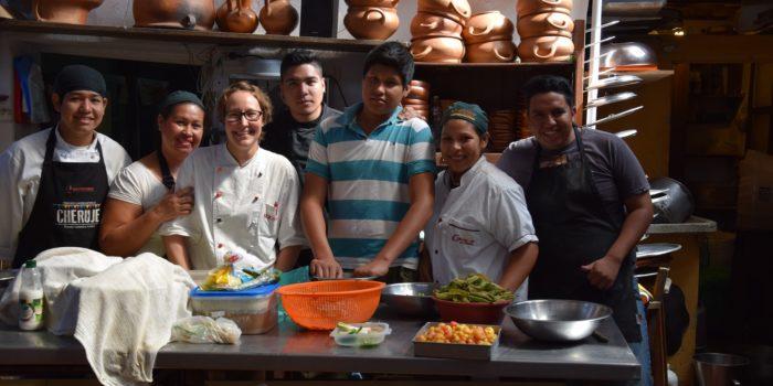 Rezepte der bolivianischen Omas ausgegraben