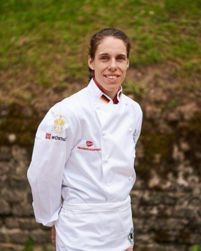 Steffi Kerber-Reichel - Köche-Nationalmannschaft