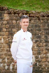 Ronny Pietzner, Teammanager der Köche-Nationalmannschaften