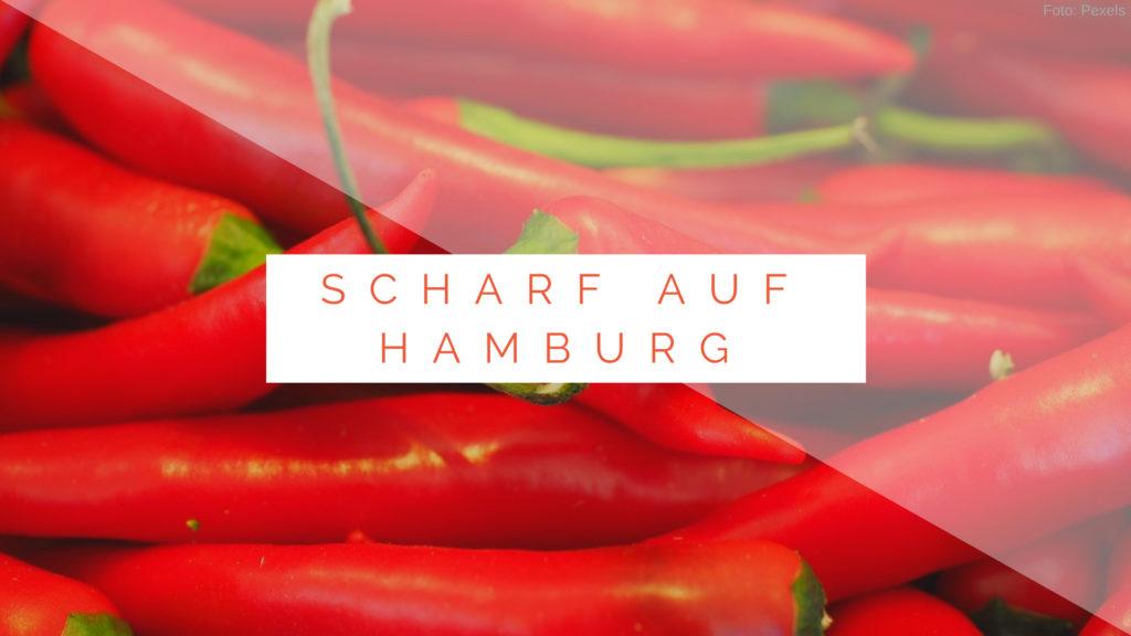"""Wettbewerb """"Scharf auf Hamburg"""""""