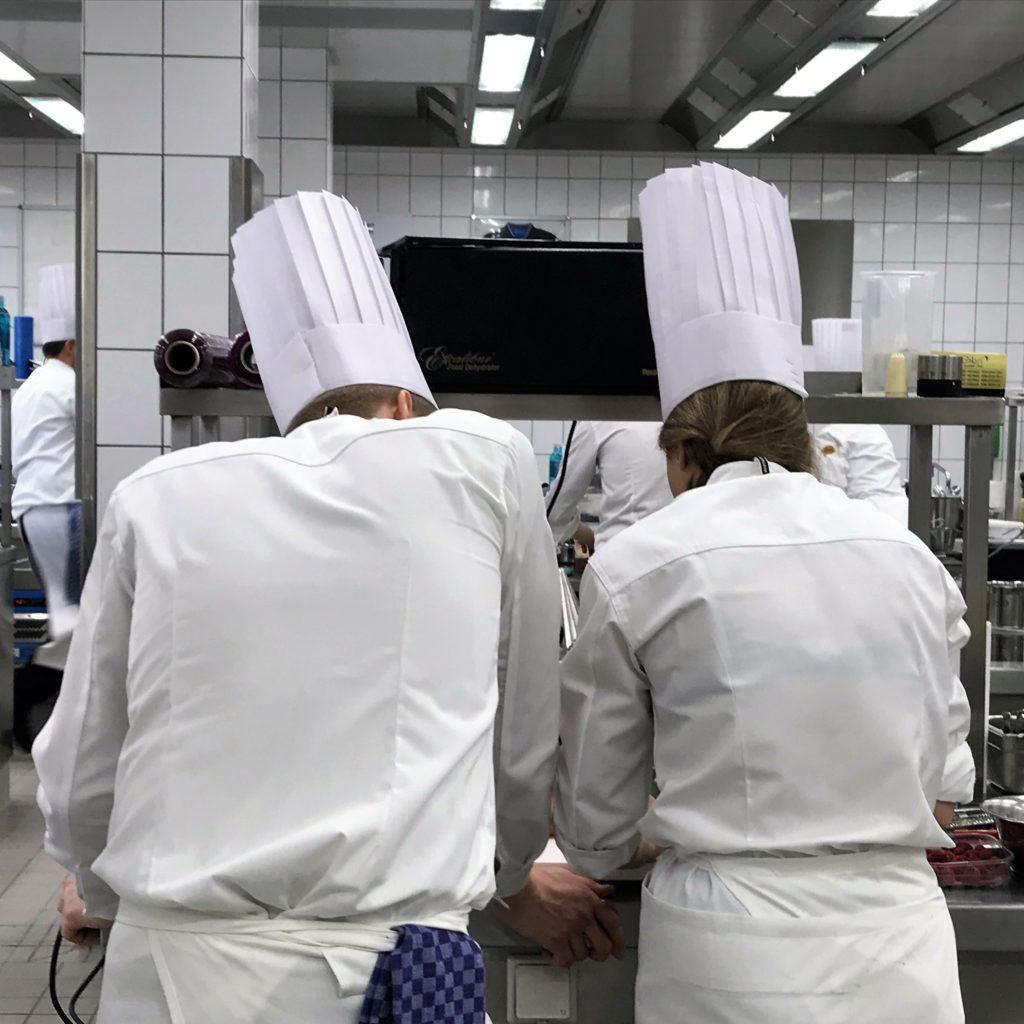 Aus dem Präsidium: Koch-Azubis auf die Prüfung vorbereiten