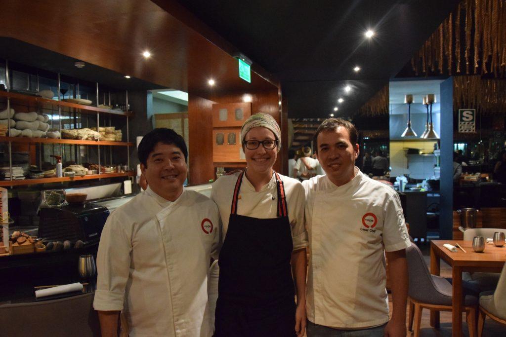 Peru: Lieber Koch als Fußball-Profi