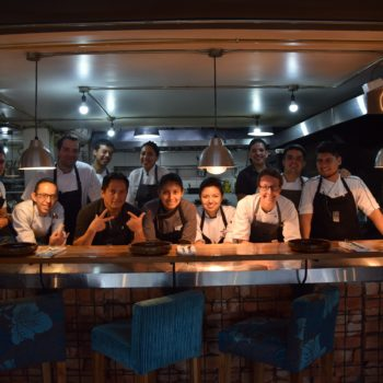 Restaurant mit jungem Team und regionalem Konzept: das Cocina Urko Local in Quito. Foto: Privat