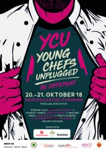 Workshops, Netzwerk, Karriere: Young Chefs Unplugged richtet sich speziell an Nachwuchsköche.
