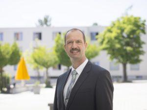 Schulleiter Robert Fechteler. Foto: Landesberufsschule Villingen-Schwenningen