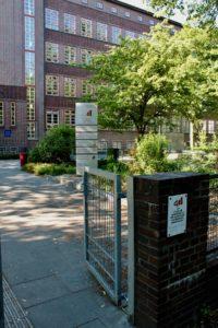 Schultradition mit vielen innovativen Ansätzen: Die Berufliche Schule Gastronomie und Ernährung Hamburg ist auf insgesamt vier Gebäude verteilt. Foto: Aina Keller