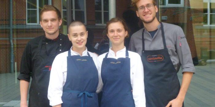 Titelverteidigung beim Chefs Culinar Team Cup