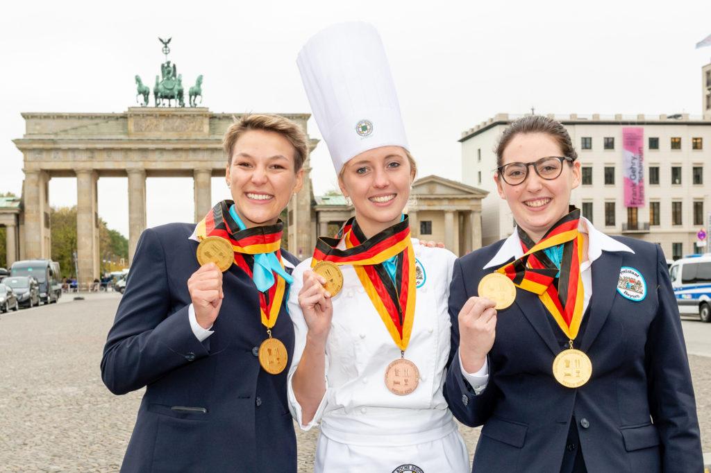 Norddeutsche Köche räumen in Berlin ab