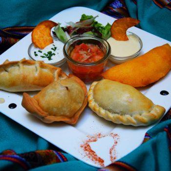 Die Empanadas sind Magdalena Koch fast in jedem der südamerikanischen Länder, die sie bereiste, begegnet. Foto: Privat