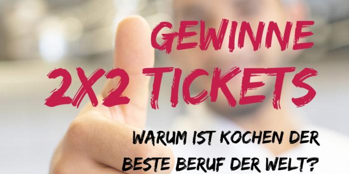 YCU-Gewinnspiel: Gewinnt Tickets auf Facebook und Instagram