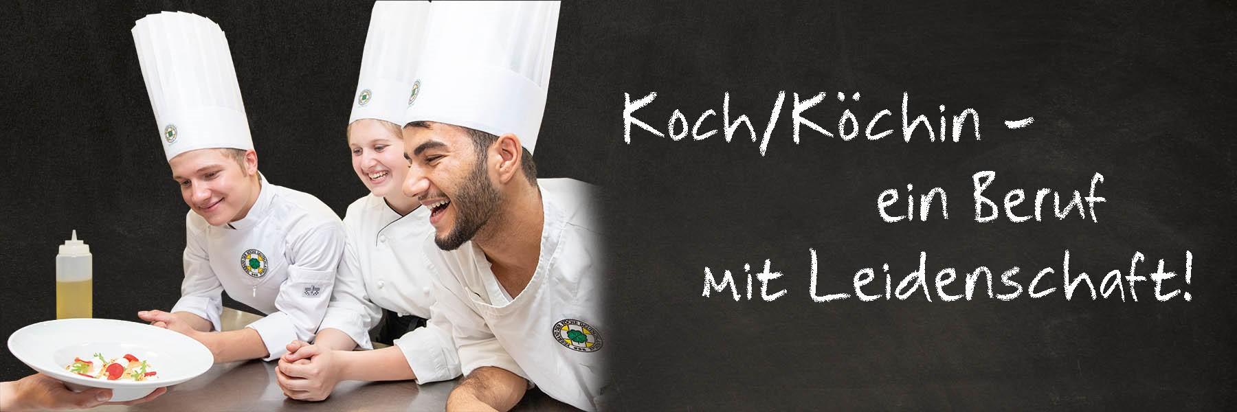 Koch/Köchin Ausbildung. Foto: Ingo Hilger