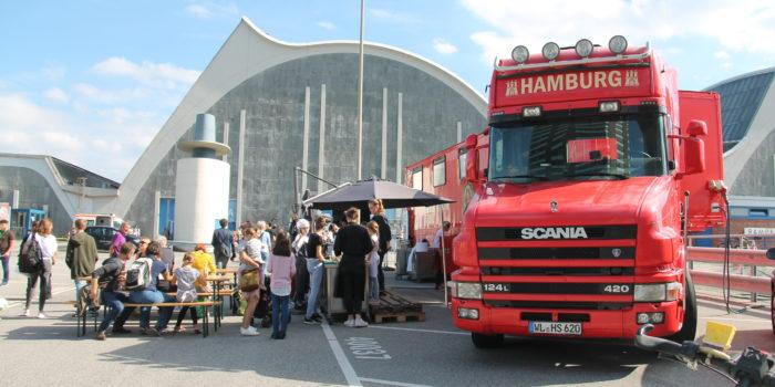 Hamburger Köche veranstalten Food Market