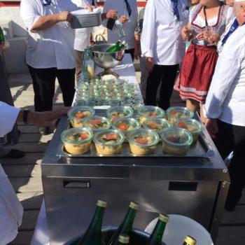 Der Bodensee-Kochverein feierte sein 70-jährges Jubiläum. Foto: Bodensee-Kochverein Club der Köche e. V.