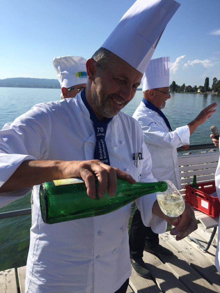 Kulinarische Kreuzfahrt auf dem Bodensee