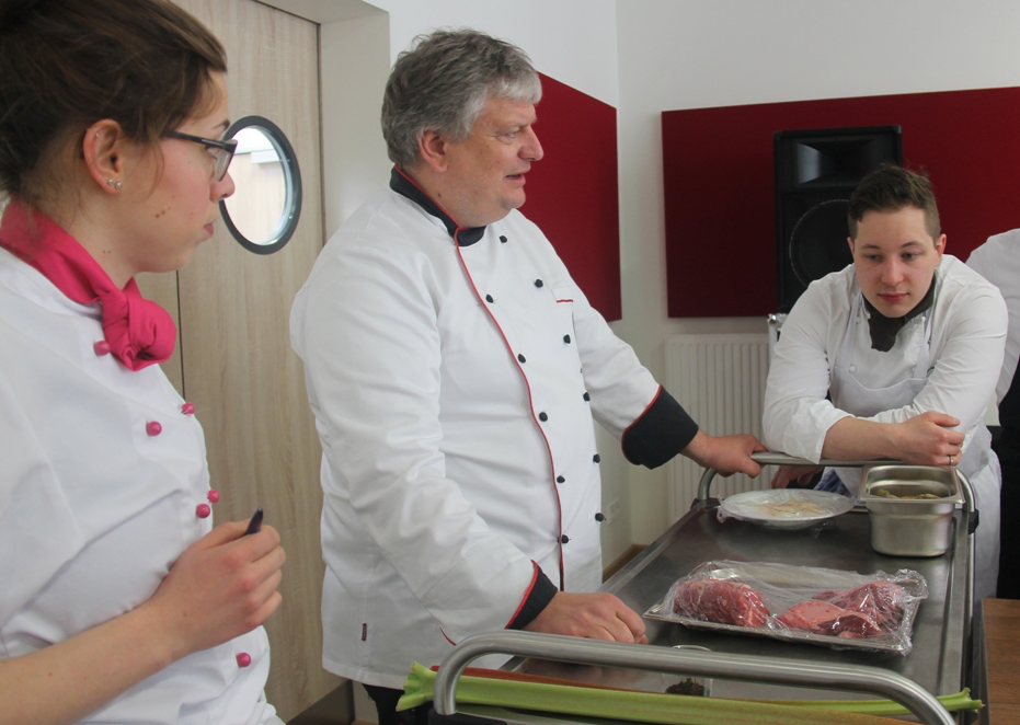 Einige der Zweigvereine des VKD bieten Prüfungsvorbereitungsseminare für die praktische Abschlussprüfung. Foto: Kochklub Gastronom Hamburg