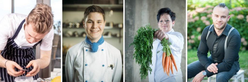 YCU – Wettbewerb heißt Kochen im Ausnahmezustand