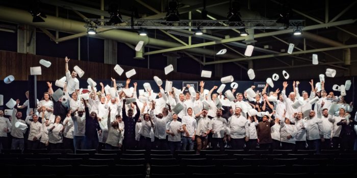 Young Chefs Unplugged: Spitzenköche inspirierten Berufsnachwuchs