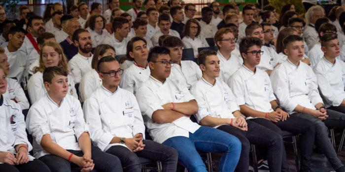YCU: Spitzenköche inspirierten Berufsnachwuchs