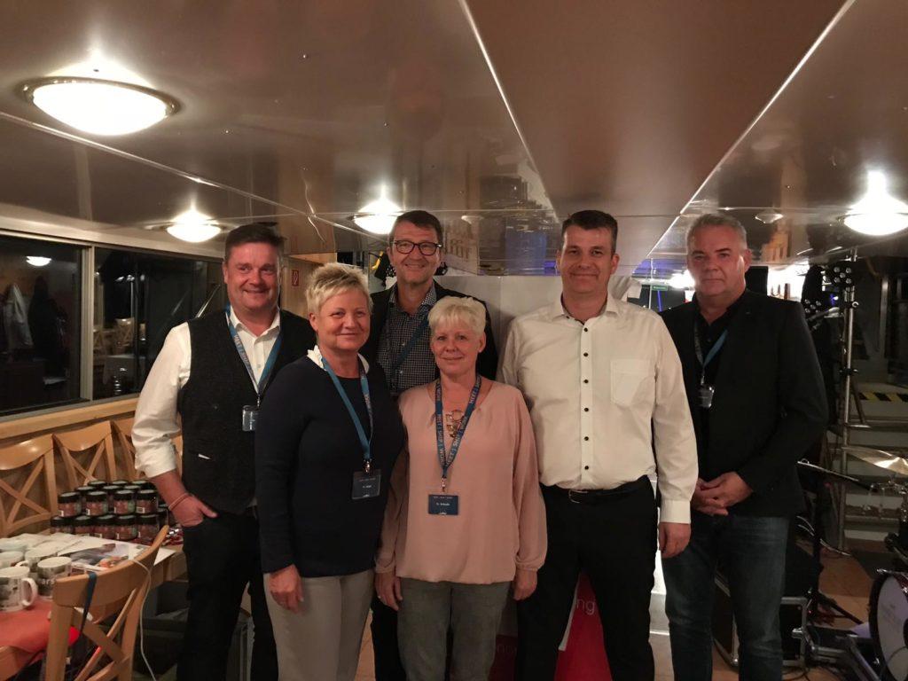 """VKD-Präsident Andreas Becker sprach im Rahmen der Veranstaltung """"Meet Ship Work"""" von Rastenberger Fertig- und Frischmenue GmbH Ende September in Berlin. Foto: VKD"""