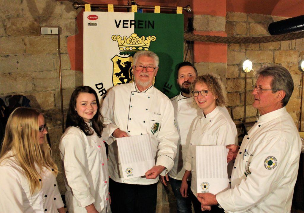 Dresdner Köche beleben ihren Verein neu
