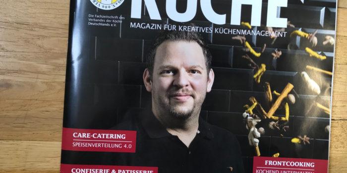 Finale Ausgabe 2018: KÜCHE 11/12 ist da