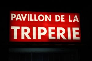 Der Pavillon de la Triperie ist die Innereien-Halle. Foto: VKD
